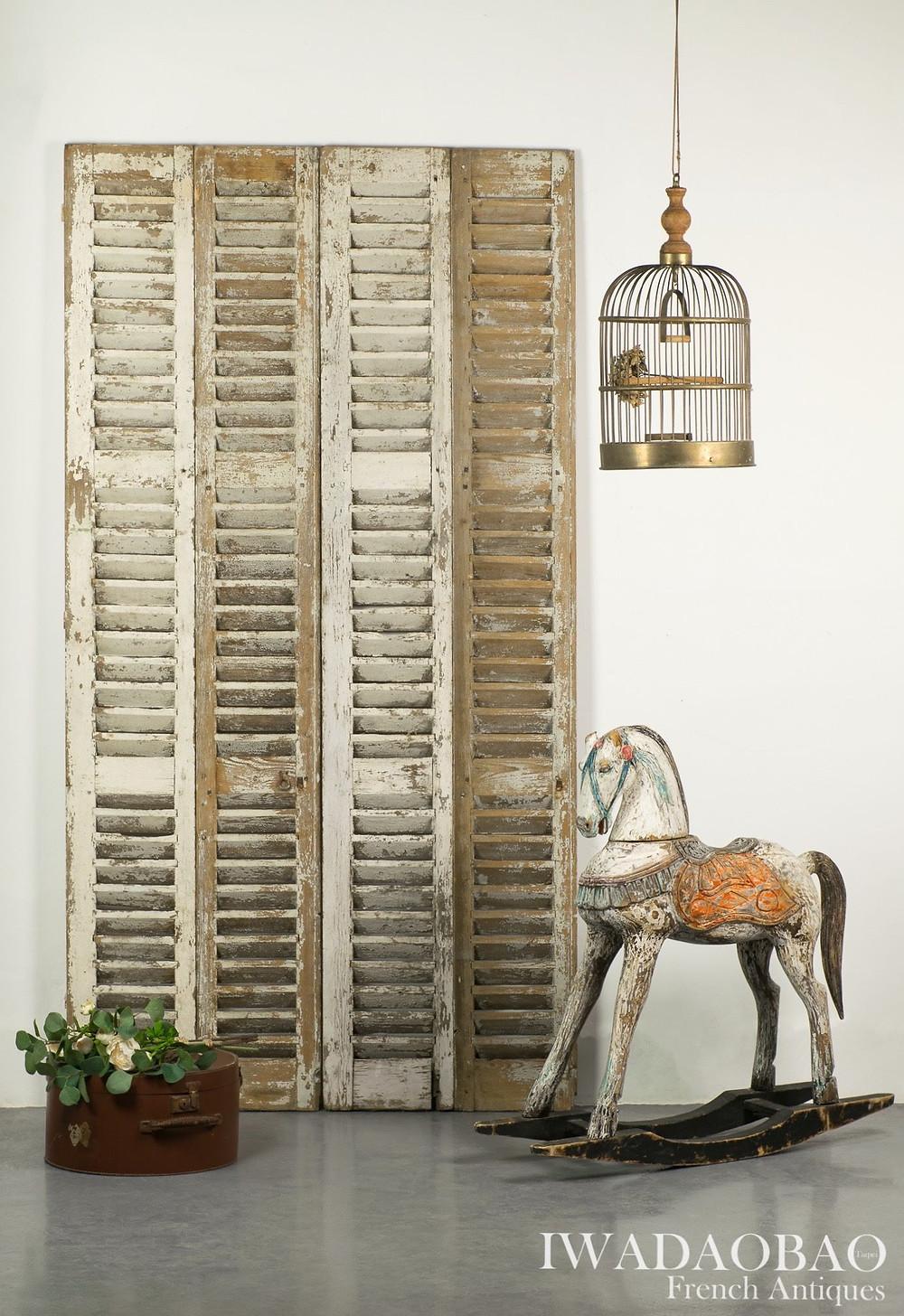 精緻、獨特的法國古董傢俱