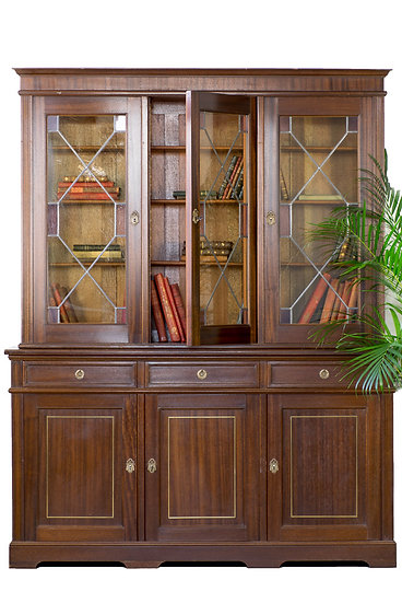 法國路易-菲利普古董書櫃
