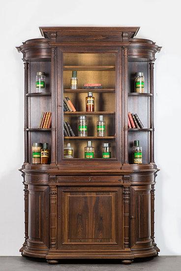 歐洲古董書櫃