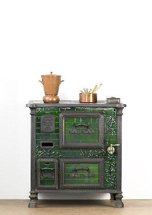 法國古董鑄鐵爐