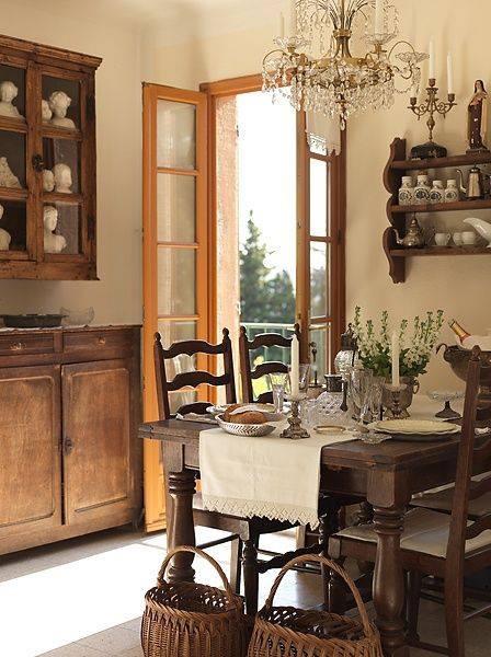 法國古董邊櫃