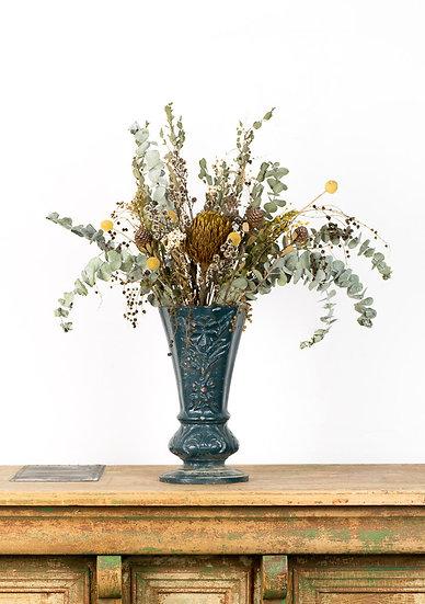 法國拿破崙 III 古董花器