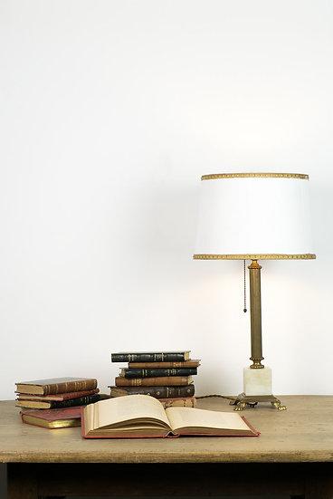 法國古董桌燈