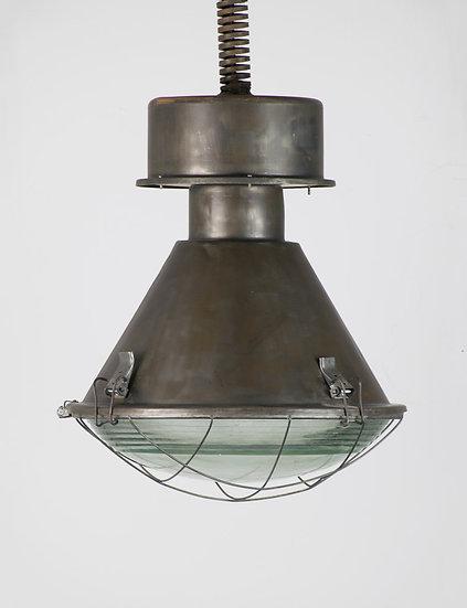 歐洲東歐工業老吊燈
