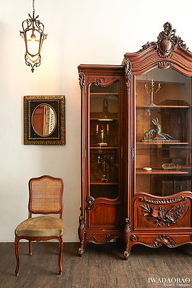 法國路易XV 古董櫃.