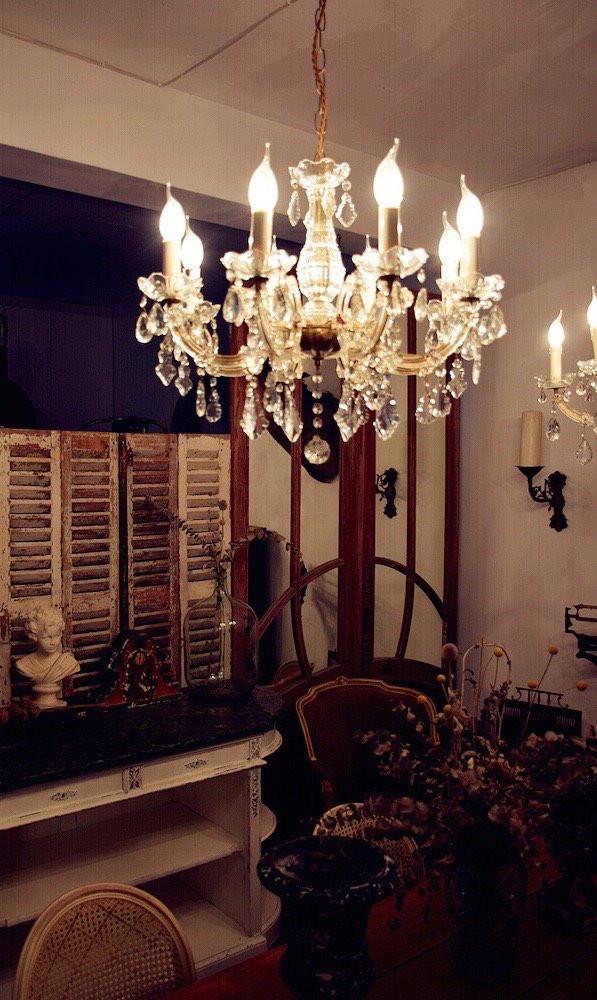 捷克水晶吊燈