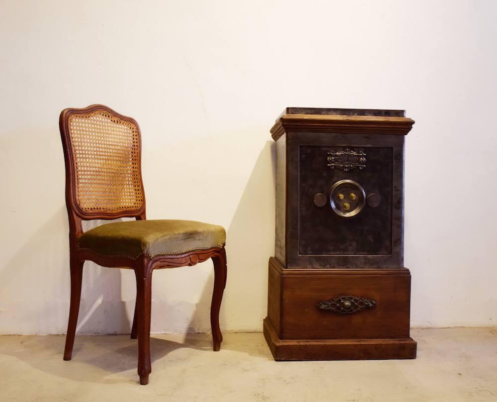 法國古董保險箱