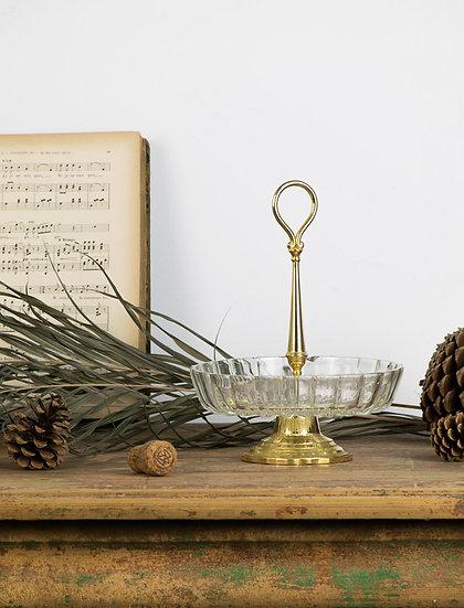 法國古董點心盤