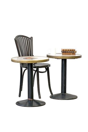 法國餐酒館矮桌