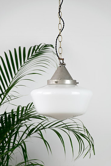 法國奶油玻璃吊燈