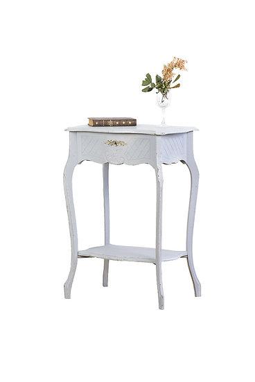 法國路易 XV 古董邊桌