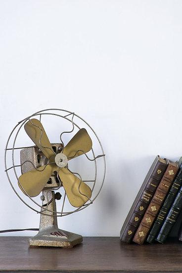 法國古董電風扇