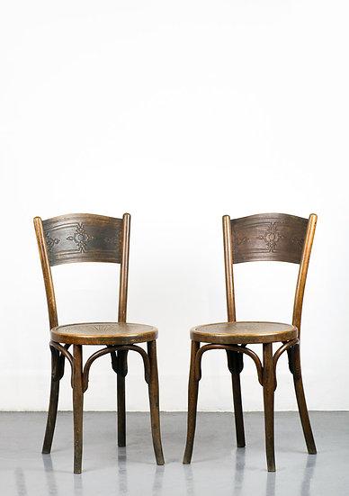 法國古董餐酒椅