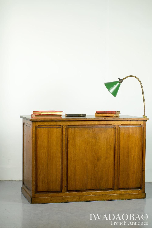 法國古董櫃檯、古董書桌