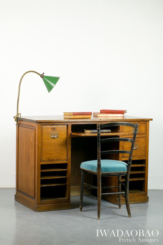 法國古董書桌