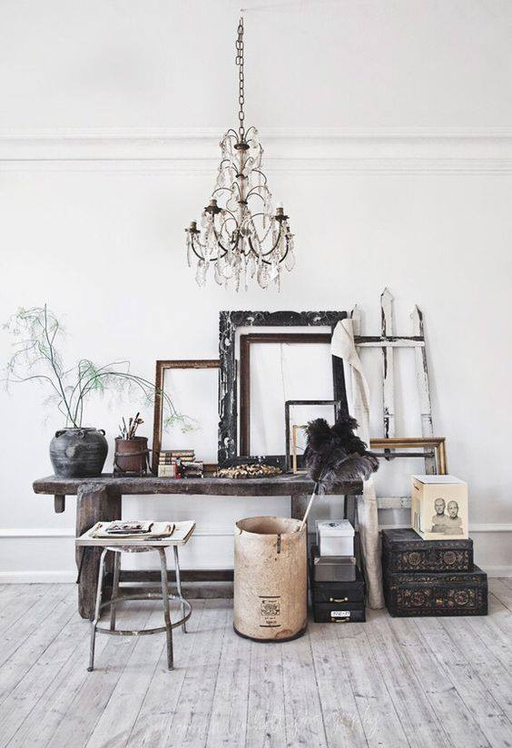 法國古董工作桌