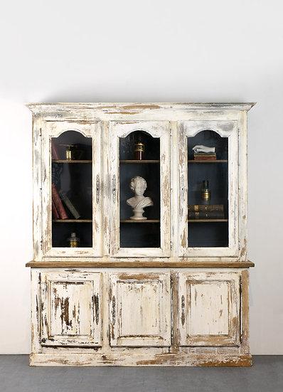 法國路易-菲利普古董展示櫃