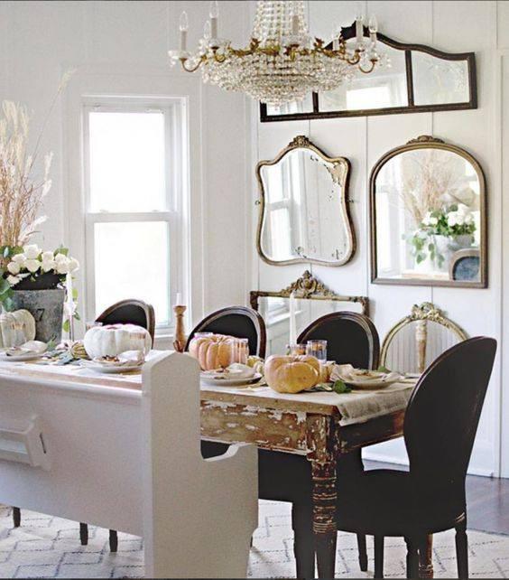 法國古董桌椅
