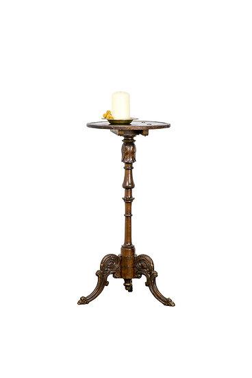 法國 smoker 古董小桌