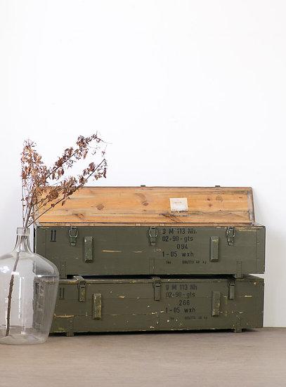 法國軍用老箱子