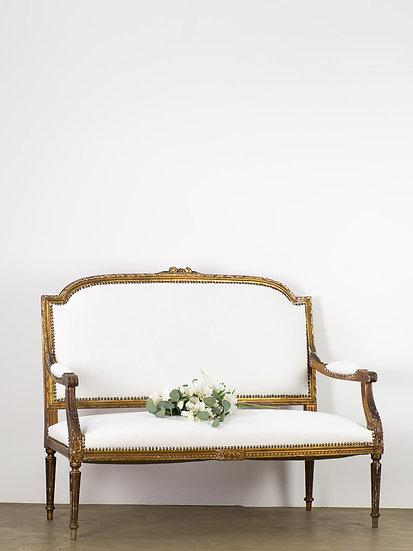 法國路易XVI 古董沙發