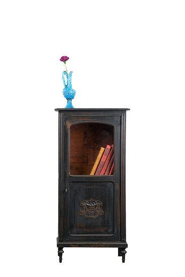 法國拿破崙 III 古董展示櫃