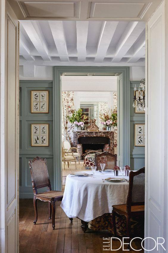 法國古董餐椅