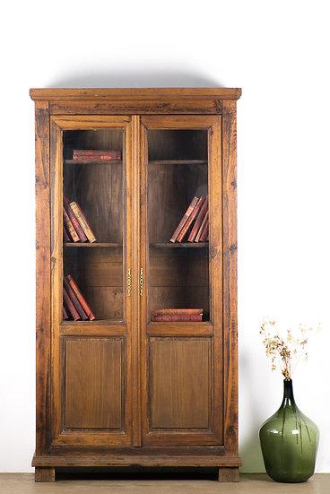 法國古董書櫃