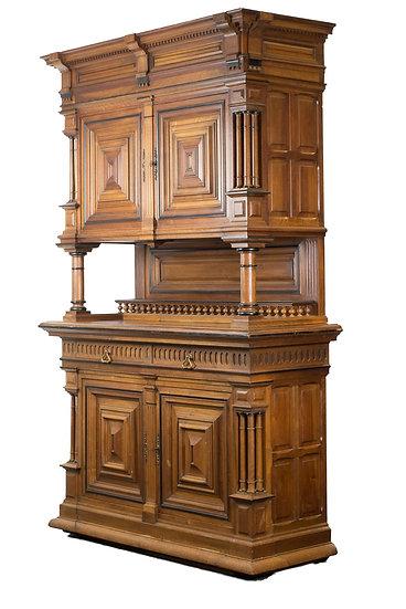 法國亨利 II 古董展示櫃