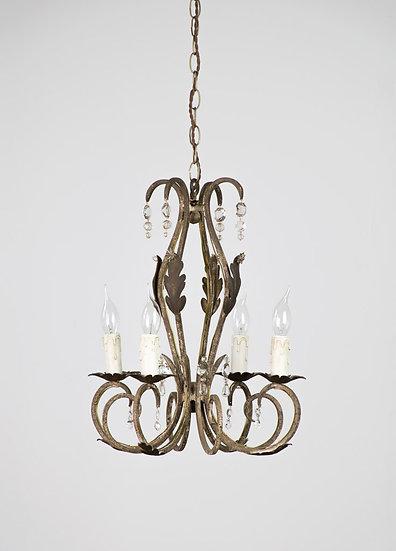 法國路易 XV 古董燈