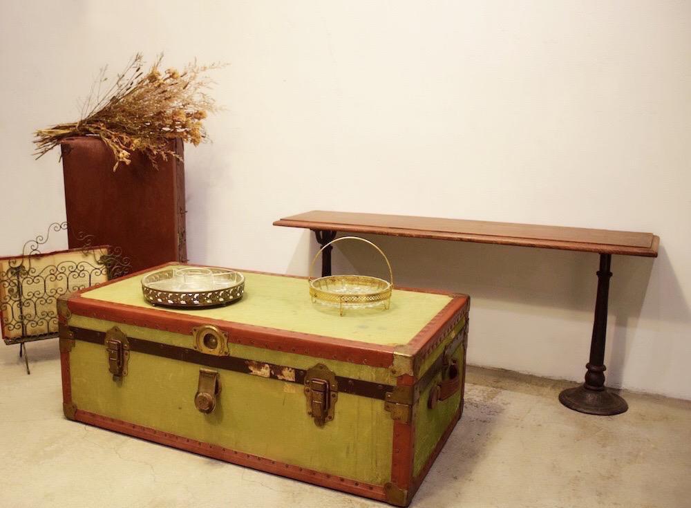 法國行李箱 - 1950s