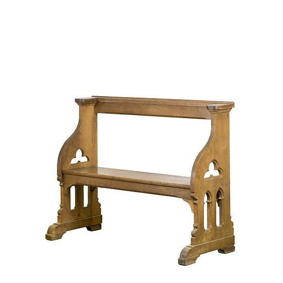 法國哥德式教堂古董椅