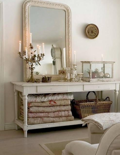 法國古董鏡