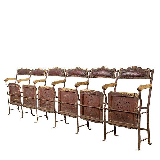 法國劇院古董椅