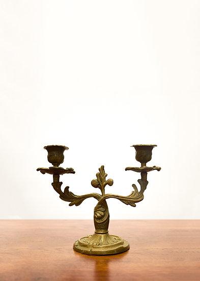 法國路易 XV 古董燭台
