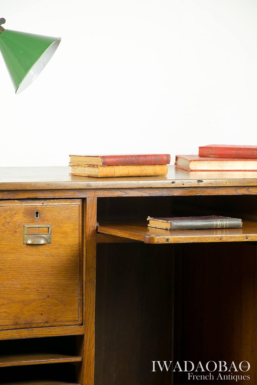 法國古董燈、古董桌