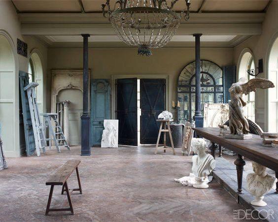 法國古董裝飾品