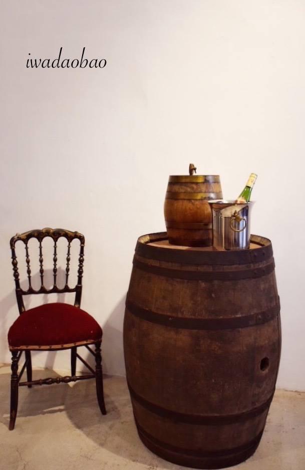 法國大酒桶 - 1900s