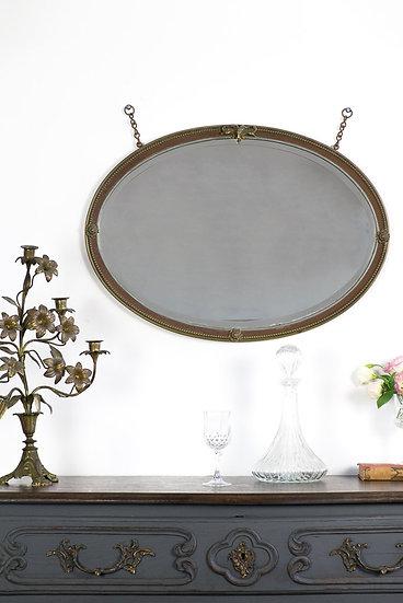 法國路易 XVI 古董鏡
