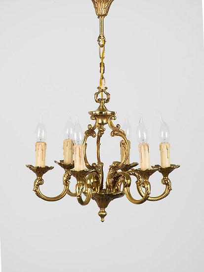 歐洲古董吊燈