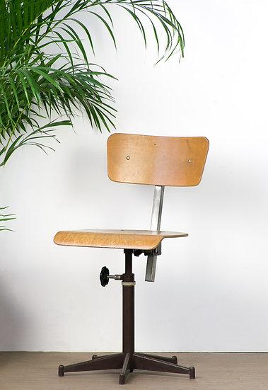 法國老工作椅