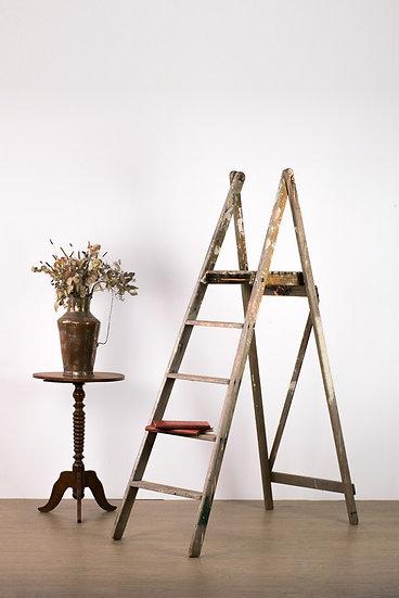 法國古董木梯