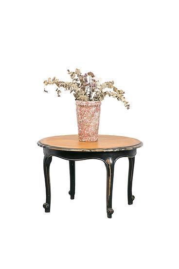 法國路易 XV 古董矮桌