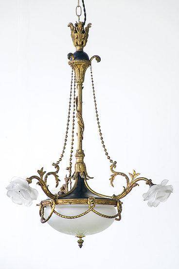 法國路易XVI 古董吊燈