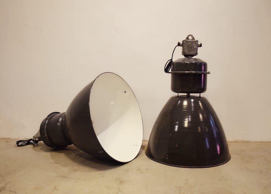 東歐工業吊燈