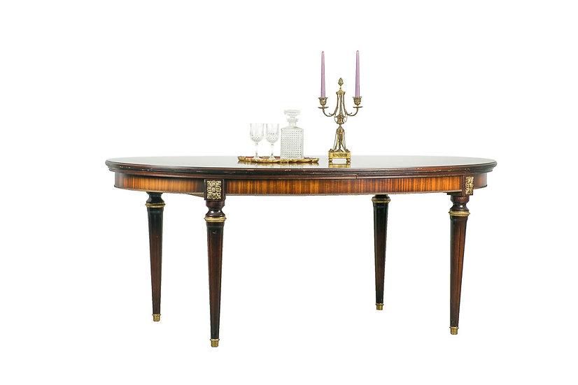法國路易 XVI 古董餐桌