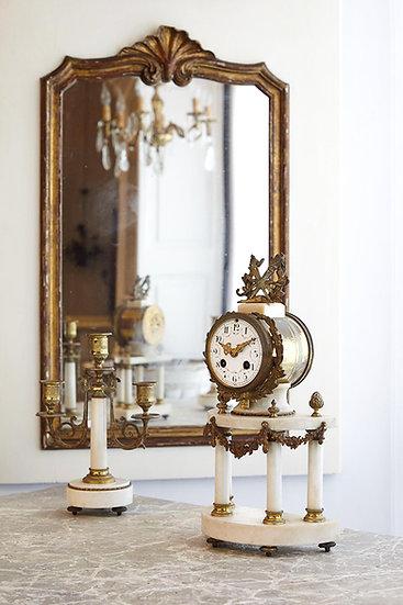 法國路易 XVI 古董鐘