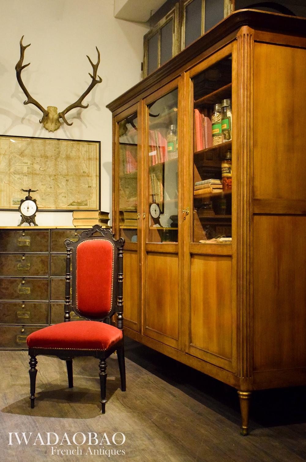 法國古董家具、工業老件
