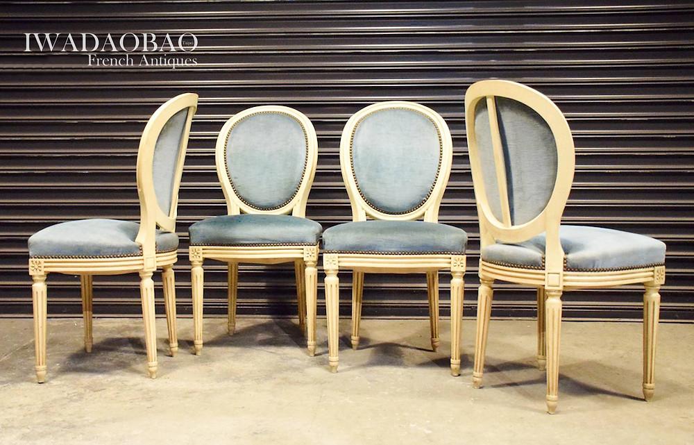 法國路易 XVI 古典椅