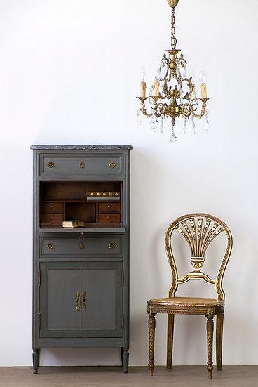 法國路易 XVI 古董寫字桌